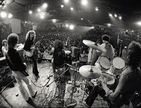 Santana en el Fillmore