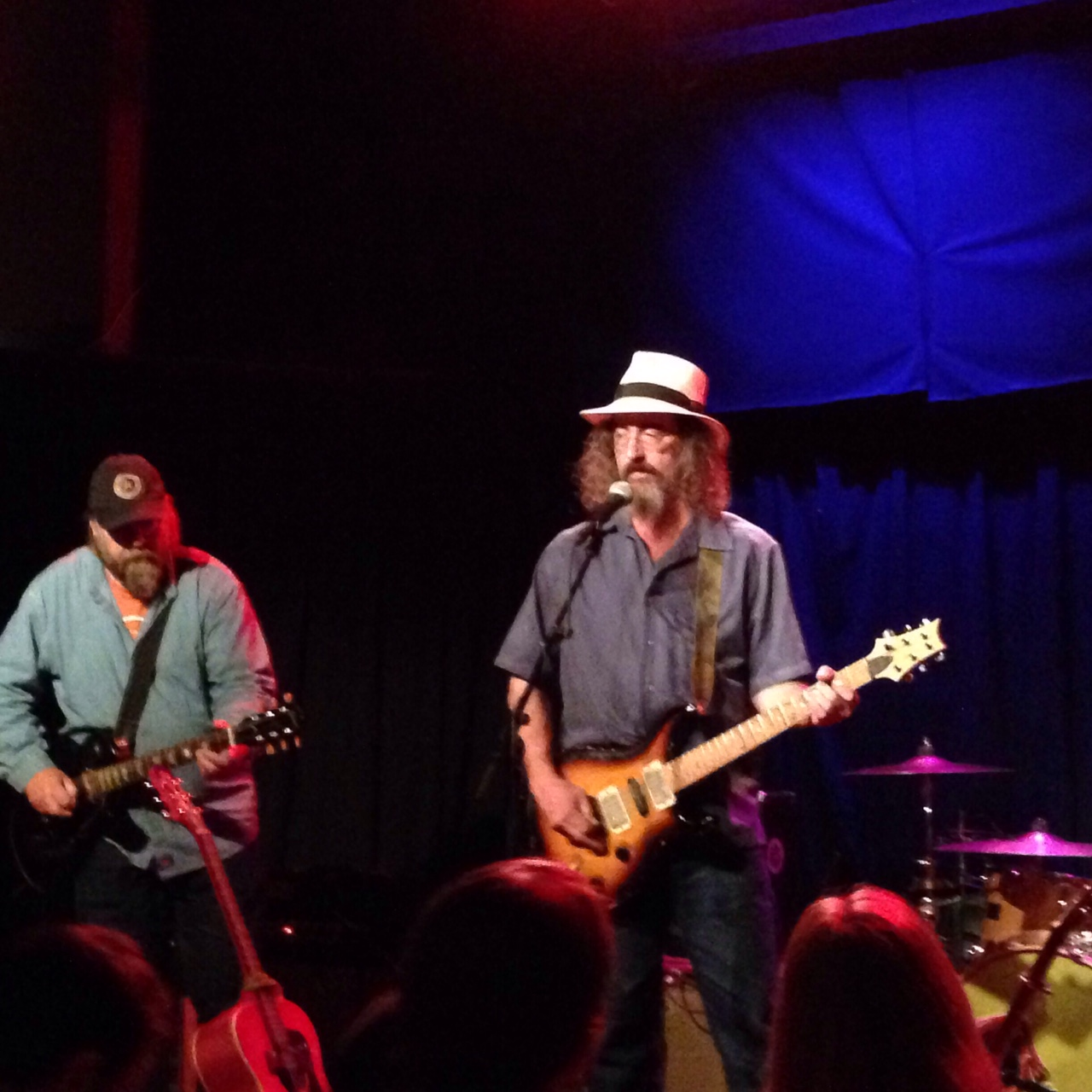 McMurtry live