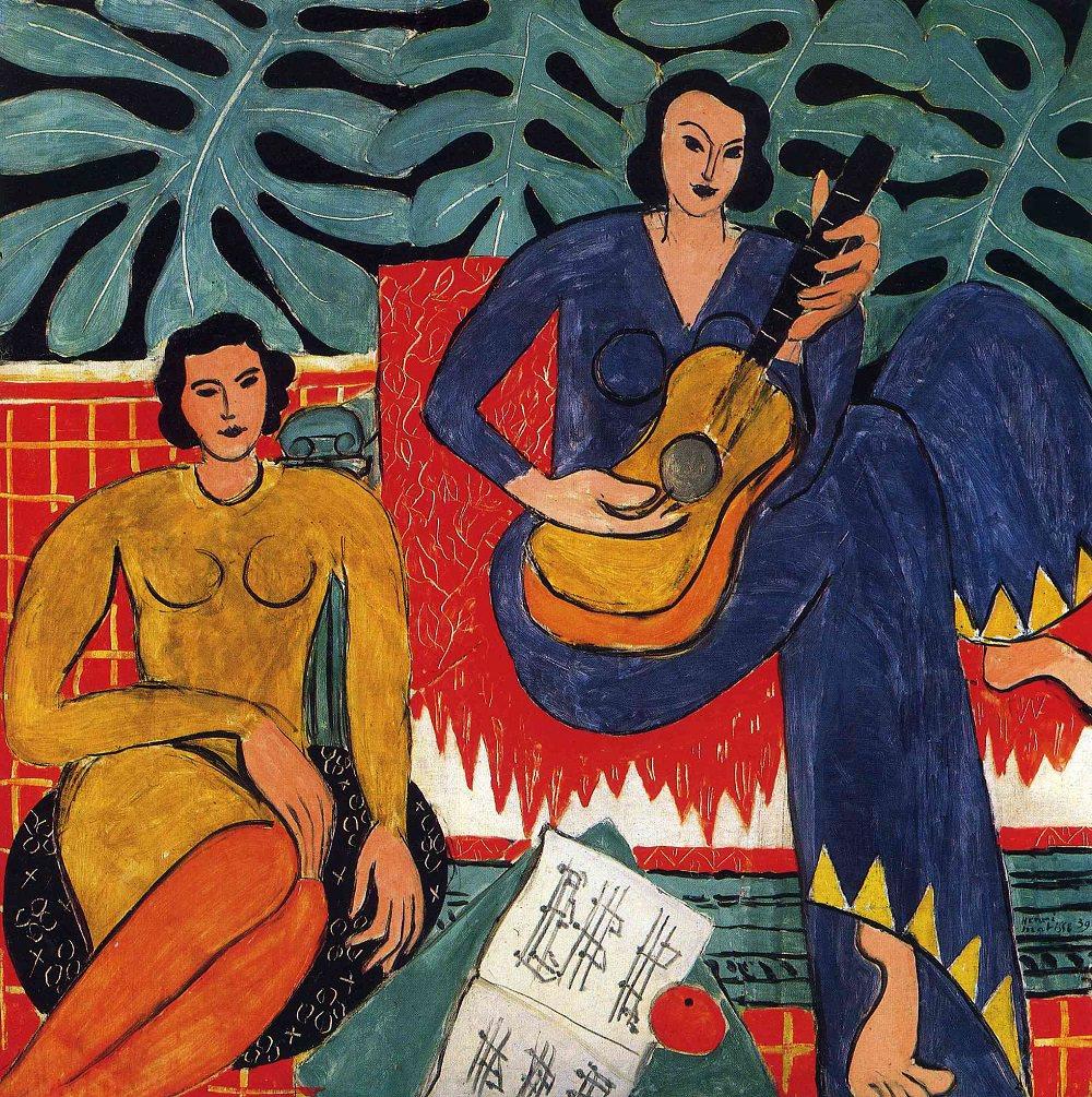 Matisse music