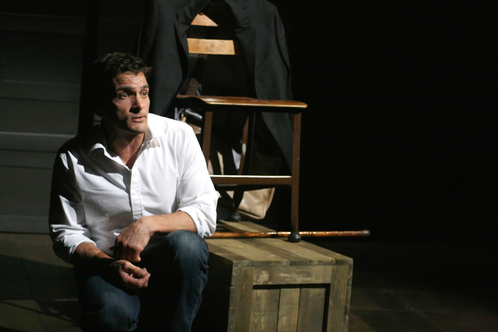 """Jim DeVita will bring """"In Acting Shakespeare"""" back to American Players Theatre this summer. Photo credit: Carissa Dixon photo."""