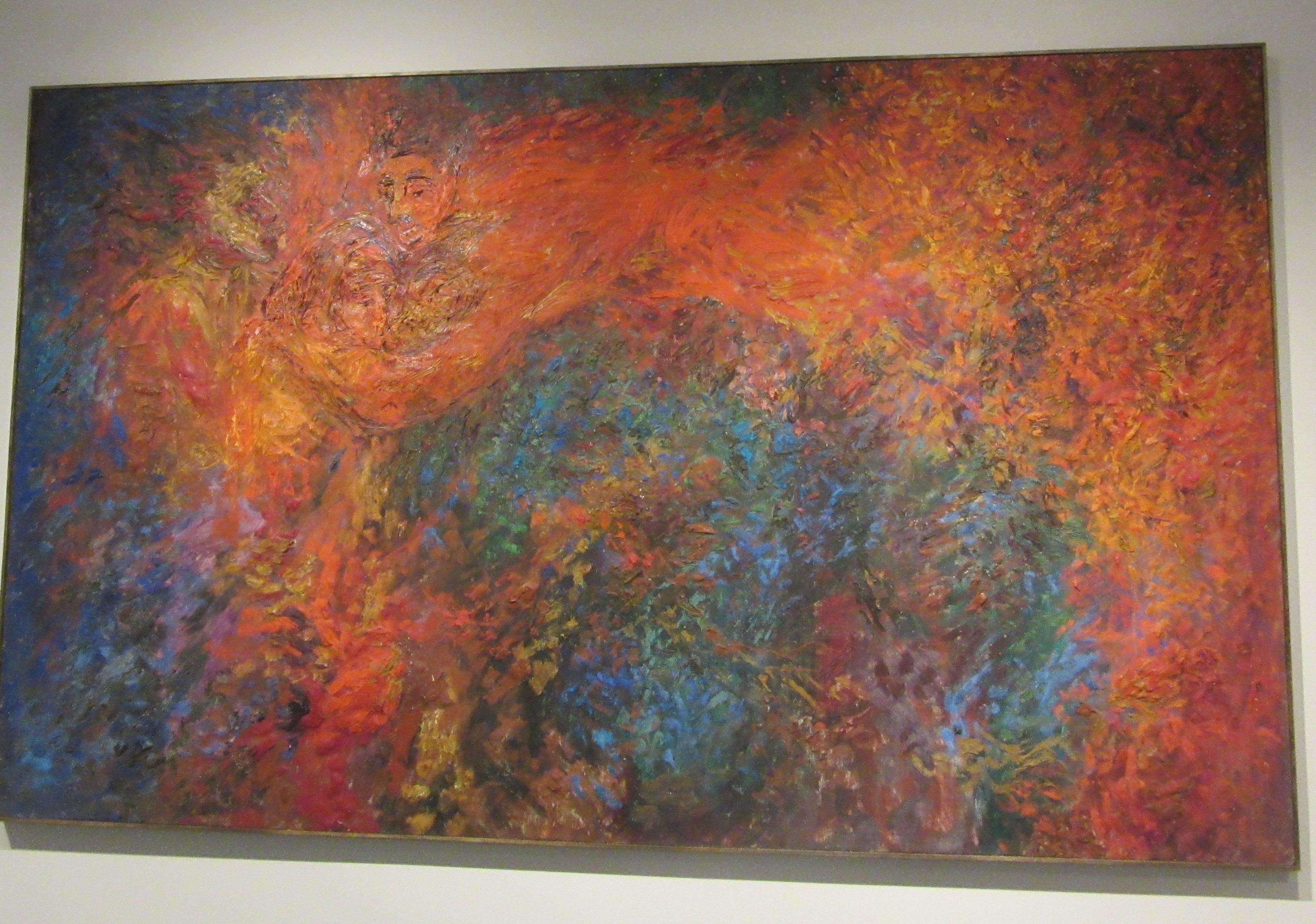 Rosenblatt painting